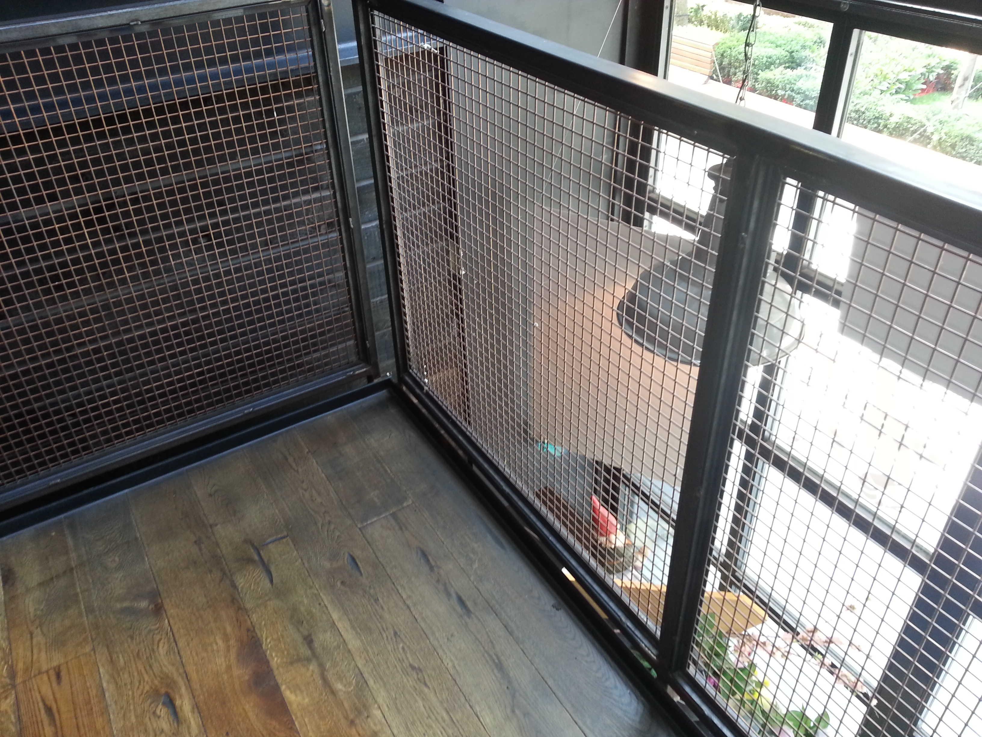 railing panel