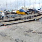 Pontoon extension