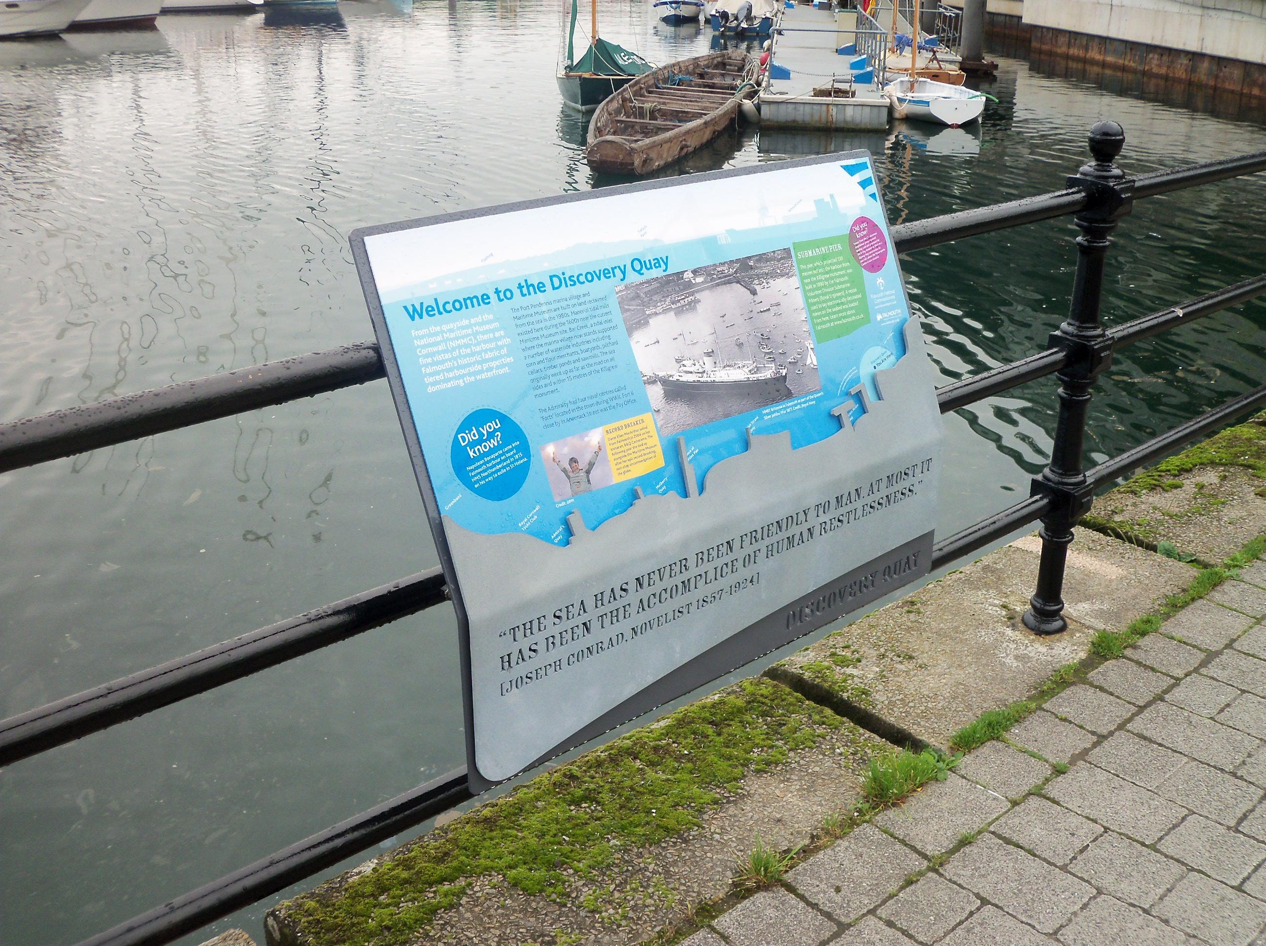 local plaque