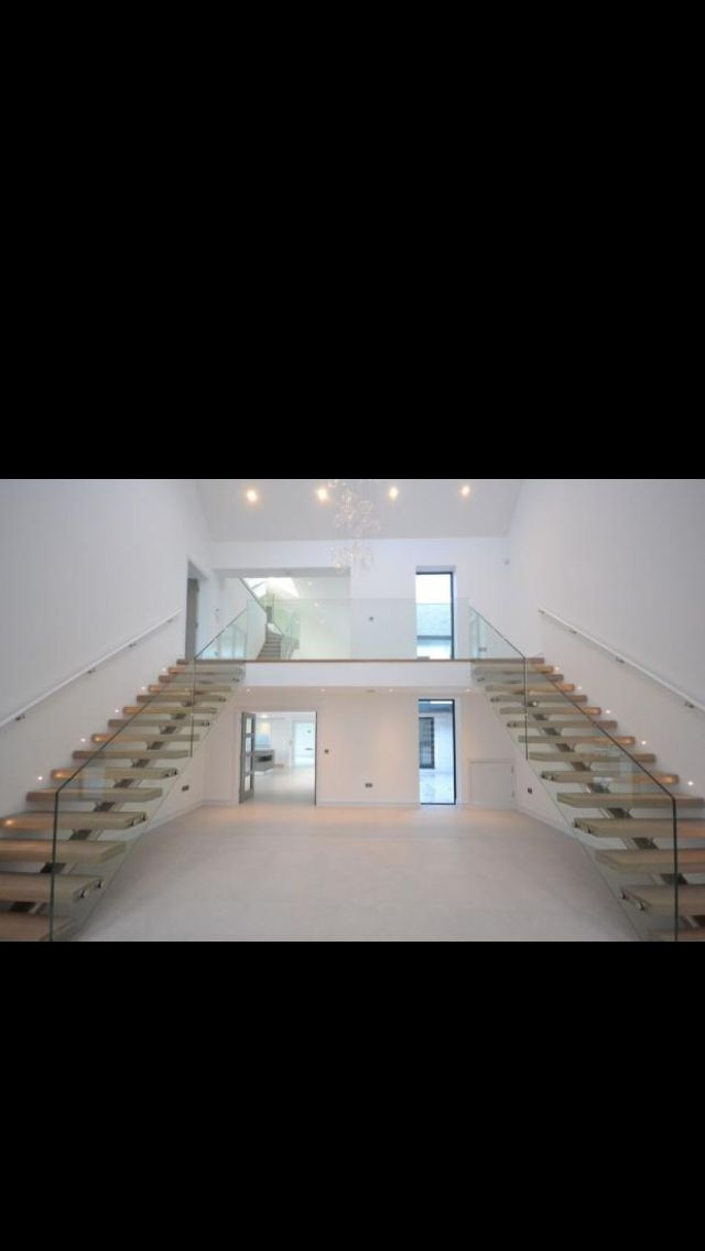 dual staircase