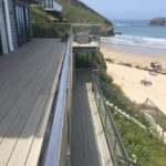 metal surgery decking and balustrades