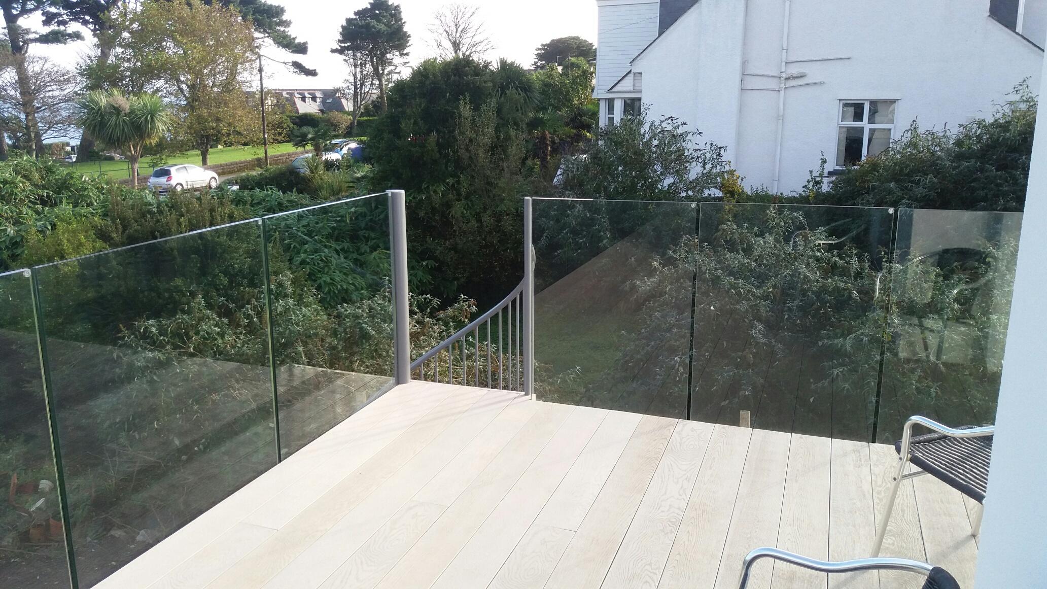 Balcony at spernen Wyn